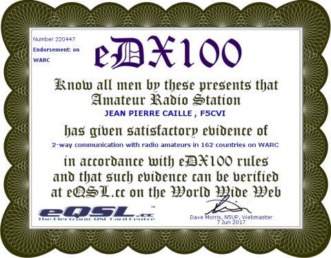 edx100 warc