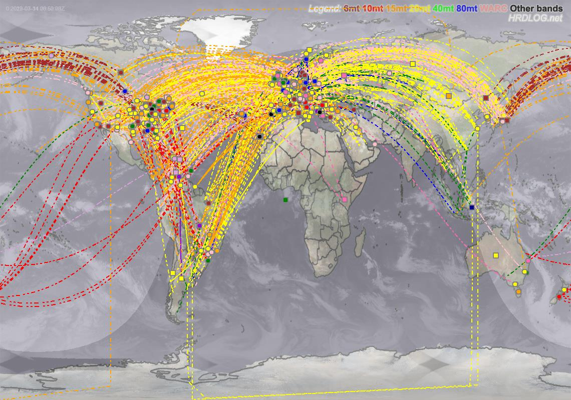 Topical QSO MAP