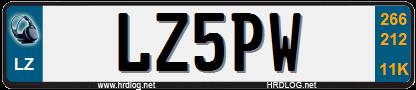 DXCC LZ5PW
